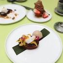 [COMO Cuisine] - Jackfruit Pudding ($14++).