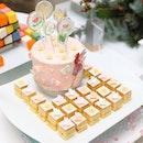 [Goodwood Park Hotel] - Whimsical Fairy Cake ($65 for 1kg).