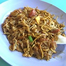 [Lai Heng Fried Kuay Teow] - The Char Kway Teow ($3) is the wet and slippery type.