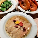 [Social Place] - Cold Foie Gras in Special Fermented Rice Wine ($16.80).
