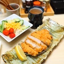 [Shiokoji Tonkatsu Keisuke] - Shiokoji Pork Loin Katsu Set ($16.90  for 120g / $19.90 for 200g) to check out whether it is the real deal.