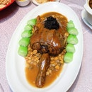 [Teochew Paradise] - Exclusive for takeaway and dine-in at Paradise Teochew is the Braised Eight Treasure Duck ($108).