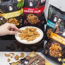 @cemani.sg introduces their newest flavour -  the Cereal Chicken Skin.