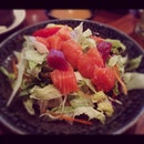 Still at the top of my salad list #japanese #sushi #sashimi #salad #instagood #instafood #dinner #food