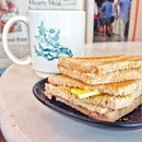 What is Sunday without bread and coffee?