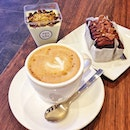 Coffee and cakes to signify the joy of Fridays!