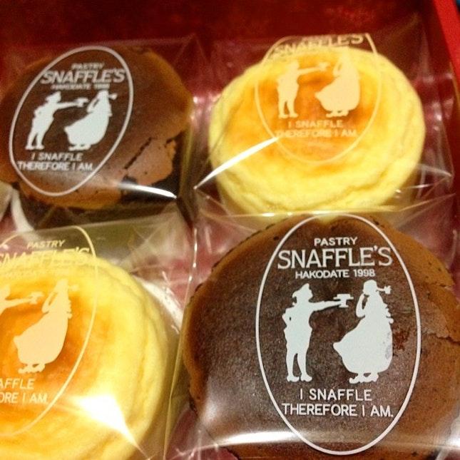 ❤️ #dessert #snafflespastry #snaffleshakodate #isnafflethereforeiam