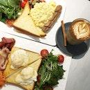 All Day Breakfast / Eggs Benedict
