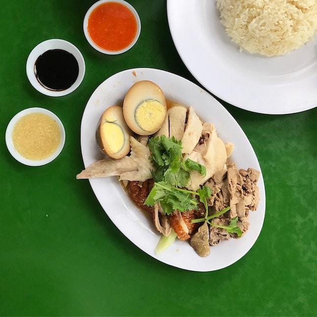 [Seng Heng Hainanese Chicken Rice, #02-177]
