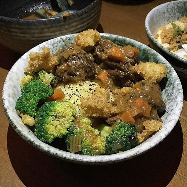 Braised Beef Shin ($22)