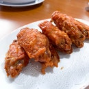Crispy Prawn Paste Chicken ($10/15/20)