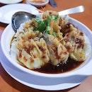 Szechuan Spicy Dumplings