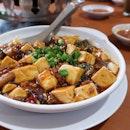 Granny Mapo Tofu ($10/15/20)