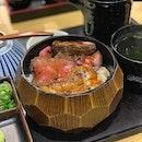 Unagi + Roast Beef