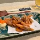 Hokuriko Amaebi Karaage ($8)