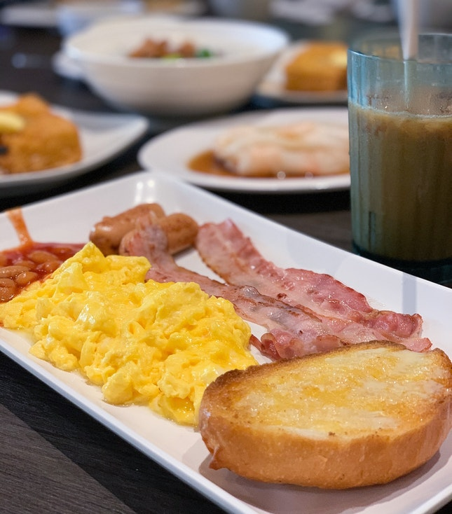 So Good All Day Breakfast