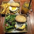 Mushroom Beef Burger ($14.90)