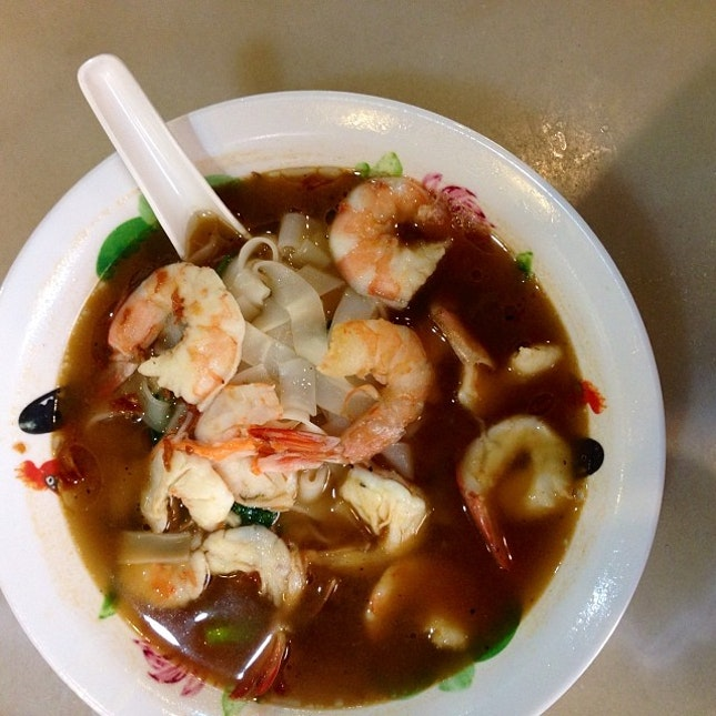 大路虾面 Prawn Mee Collectibles.
