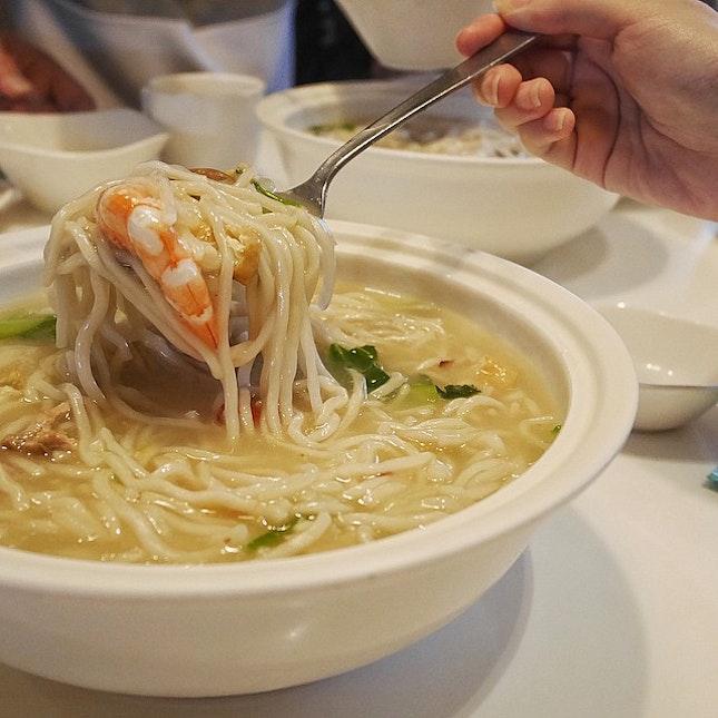 莆田卤面 for dinner with the family on a Saturdate!