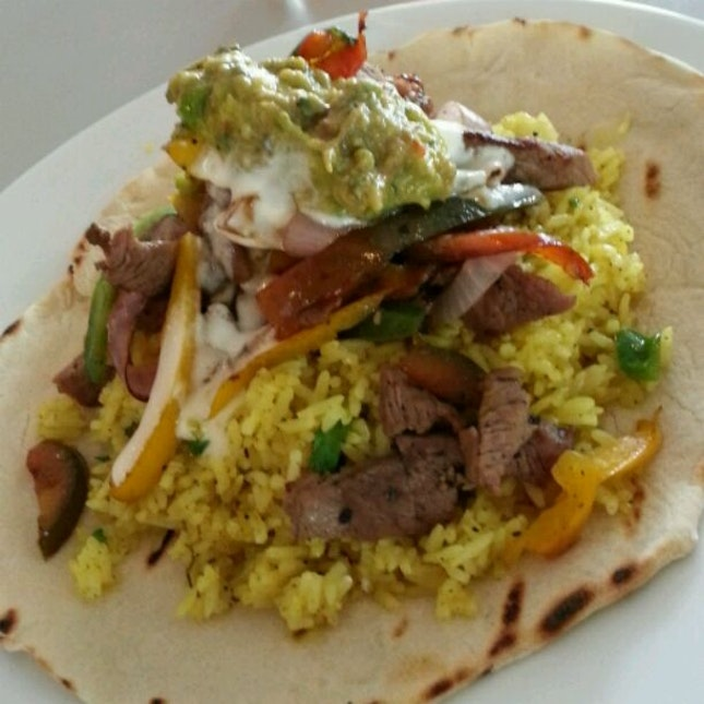 Spicy Fajita