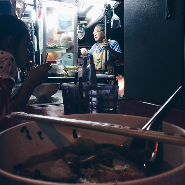 While doing a route march to the hostel I just had to eat supper for those heavy weight walking #streetfood #VSCOcam