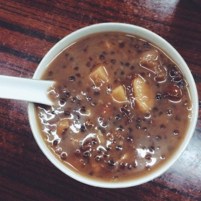 HK Tang Shui (deserts!)