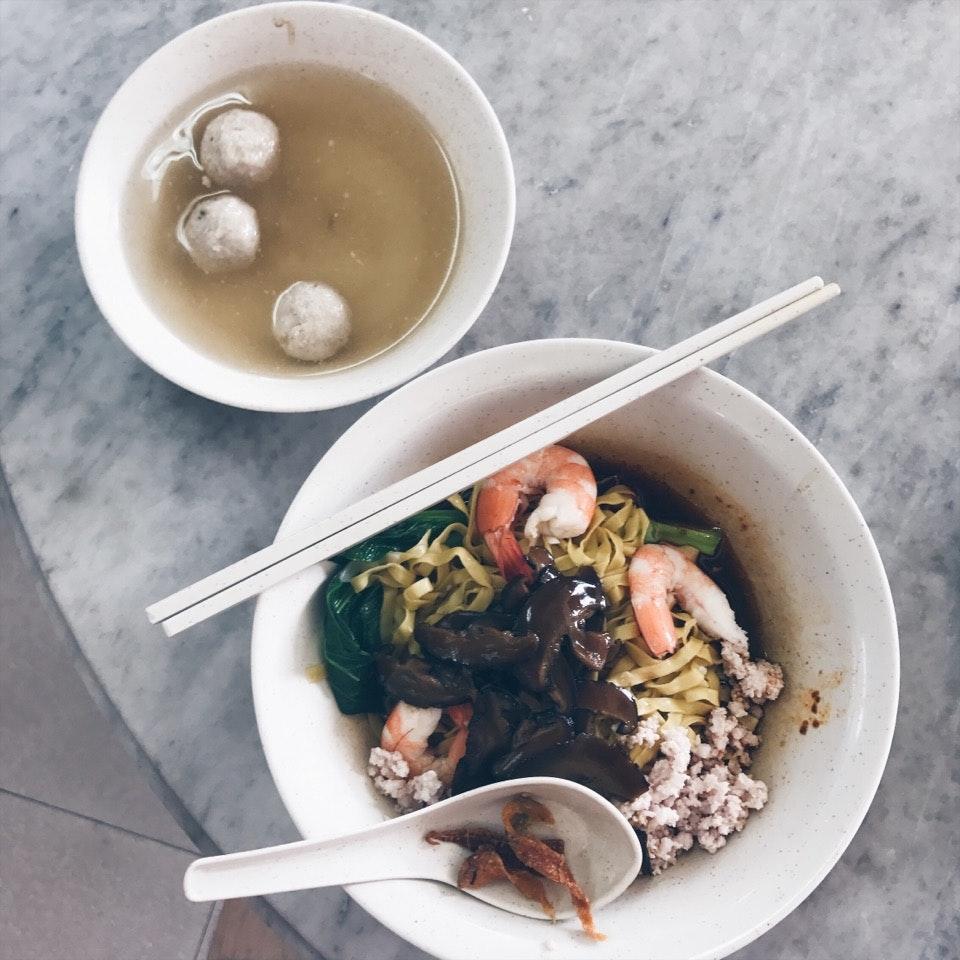 Best - Fishball Noodles/ Bak Chor Mee
