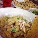 Penne Roberto Pasta #pasta #whitesauce #penne #food #foodporn #foodstagram #instafood #italian