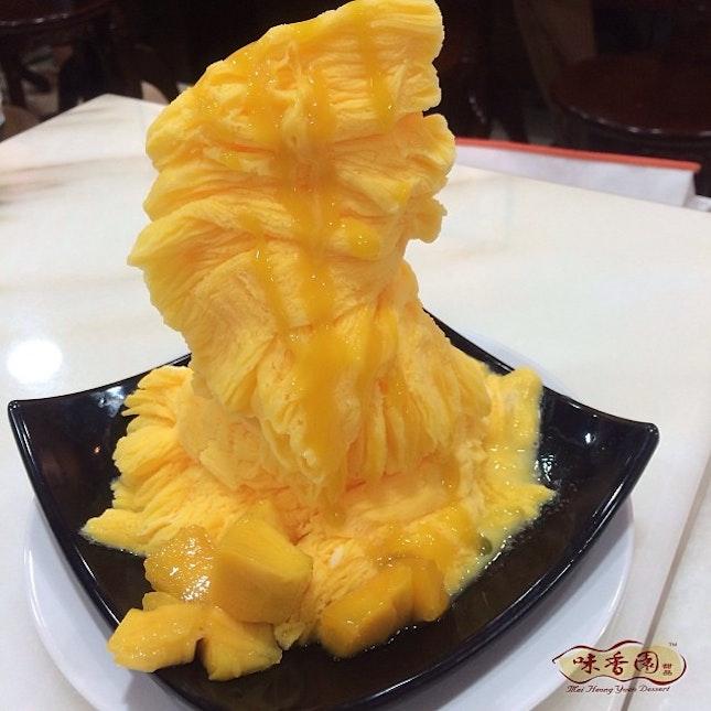 Mango Snow Ice