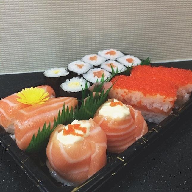 Salmon Cravings