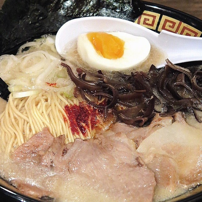 The number one Ramen in Japan, some say first in the world.