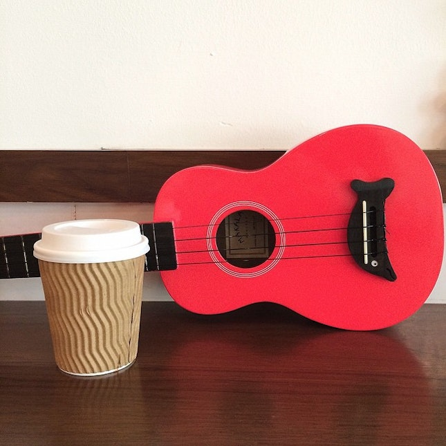 UM Cafe brewed by Ukulele Movement is a musical Instrument retail store that conducts music lessons and instructions.