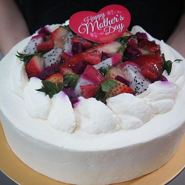 Bakerzin Mother's Day - Pure Love ($55.65) Serve 10-12pax