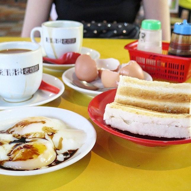 Breakfast Set $2.80