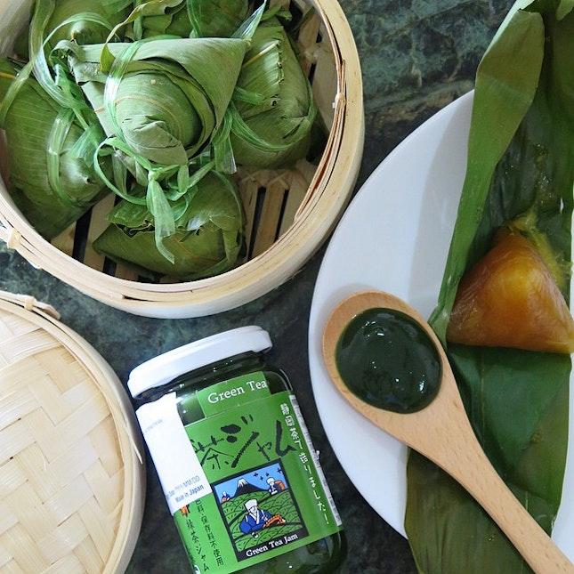 Sagami Green Tea Jam $12.80