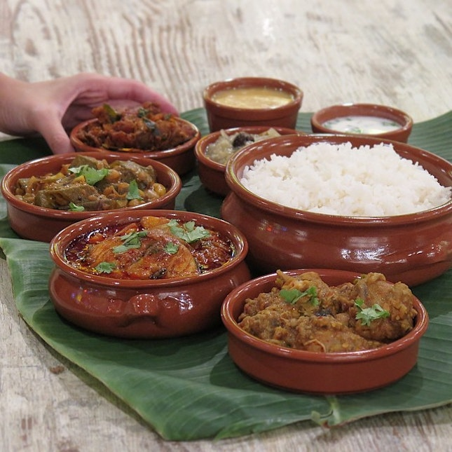 Indian Cuisine (Modern)