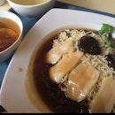 Abalone Noodles