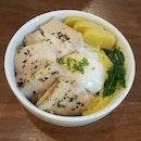 Salted Egg Char Siew