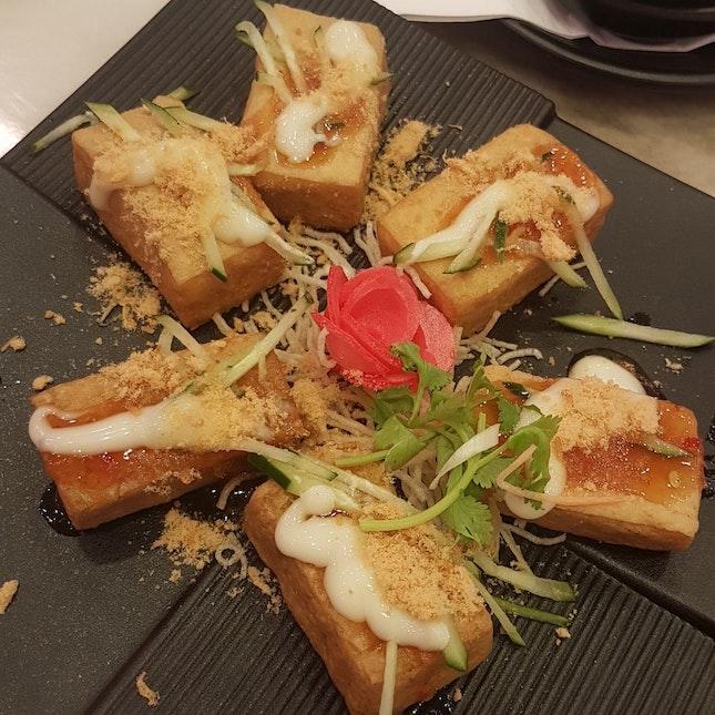 Signature Tofu