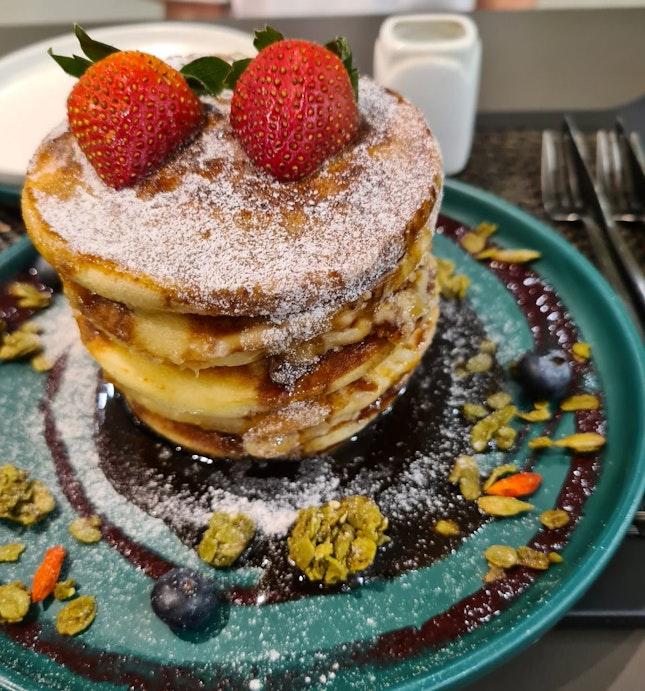 Osaka Pluffy Pancakes