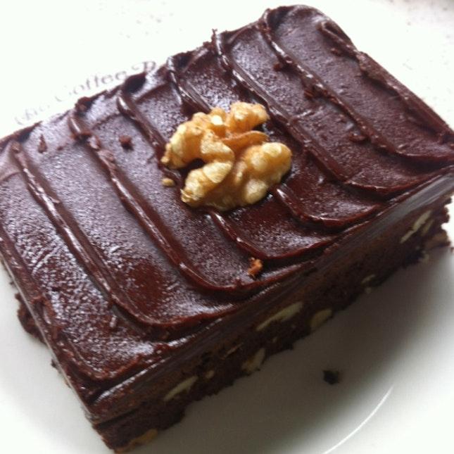 Boston Nut Brownie