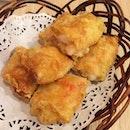 Fried Prawn Dumpling