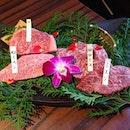 Matsusaka beef.