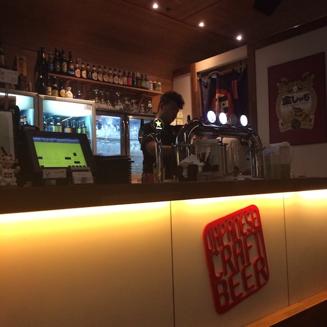 Jibiru Craft Beer Bar