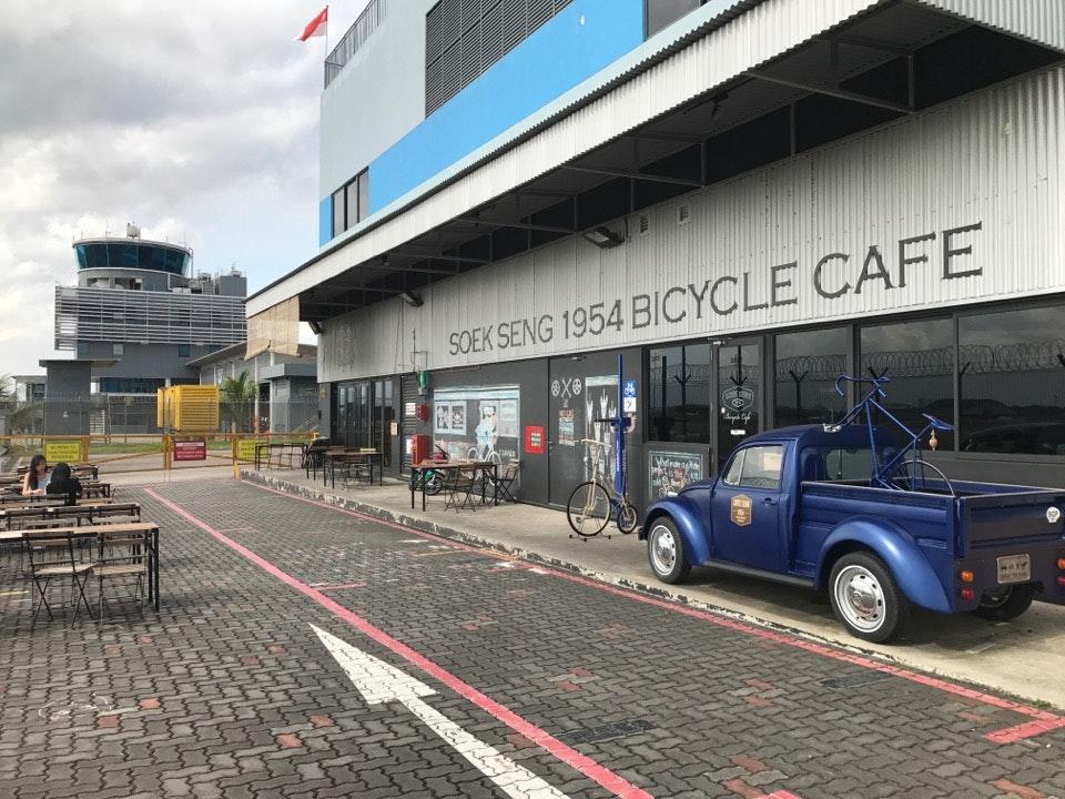 Soek Seng Bicycle Cafe
