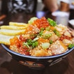 Bara-Chirashi with Tamago [$15.80]