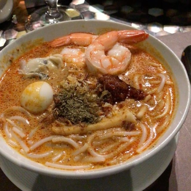 Hint: Pacific Oysters in Laksa is quite good.