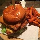 Nagoya Chix Burger ($14.90++)