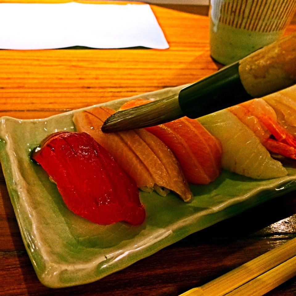 Sushi Lunch Set (5pc From $9++)