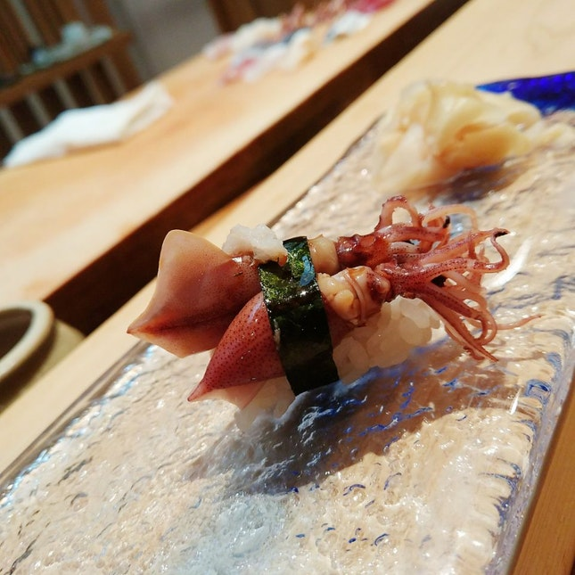 Sushi Set Lunch ($60++)